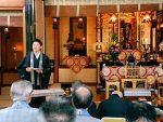 総代会組内寺院巡拝