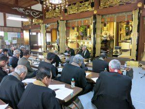 神門組僧侶研修会