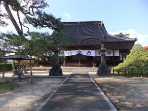 龍松山 願楽寺